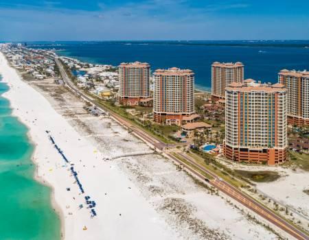 Pensacola Beach, Condos and Homes