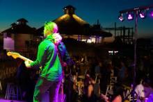 Live Music Nightlife at Laguna's Beach Bar + Grill